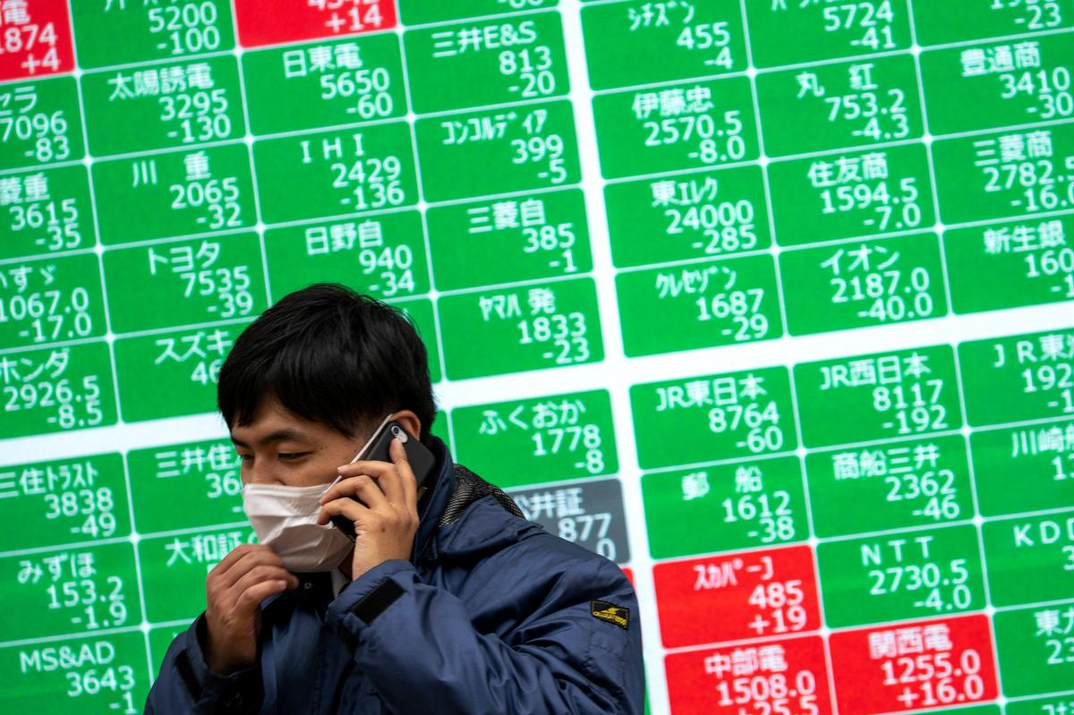 Asian stocks pull back as Hong Kong uncertainty weighs – Reuters