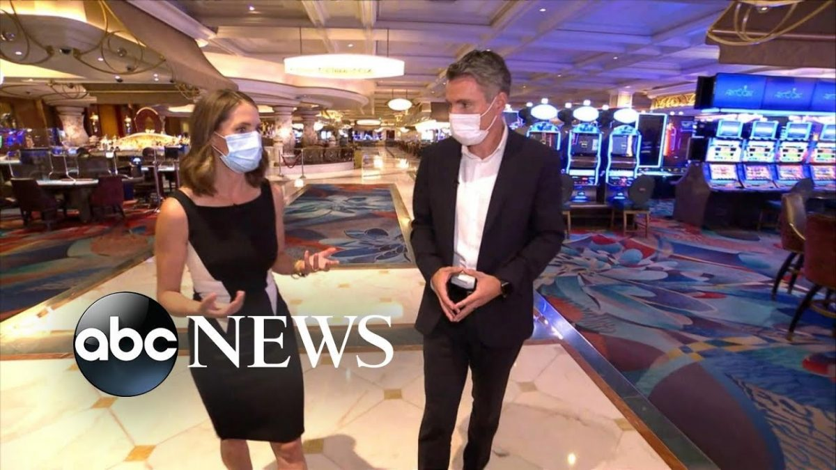 Las Vegas prepares to reopen with safety precautions – ABC News