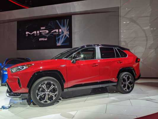 Toyota's first plug-in hybrid RAV4 Prime priced a skosh under $40,000 – TechCrunch
