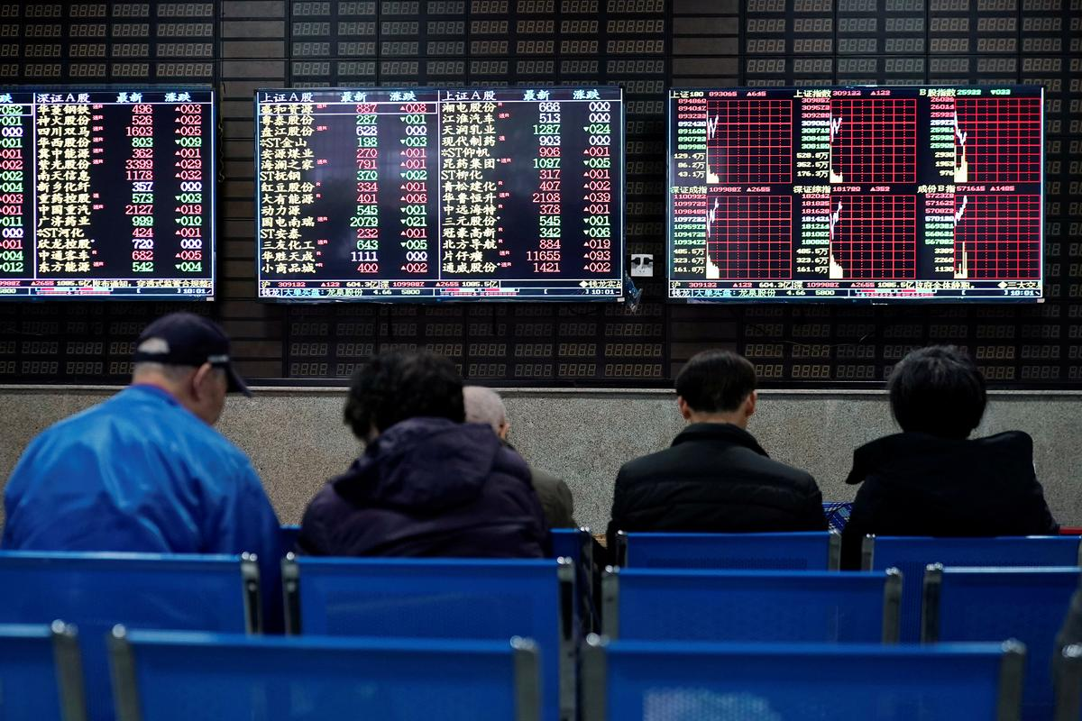 Asian stocks set for best weekly gain in nine years, ECB stimulus boosts euro; U.S. jobs eyed – Reuters