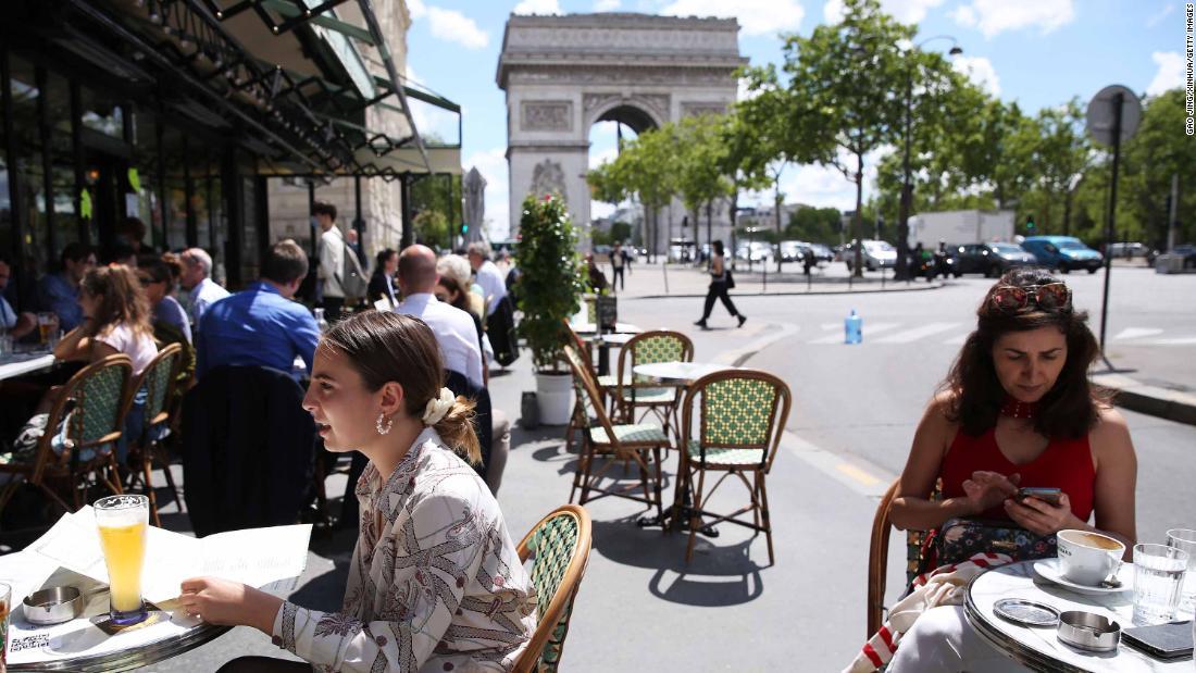 This major European economy is growing again – CNN