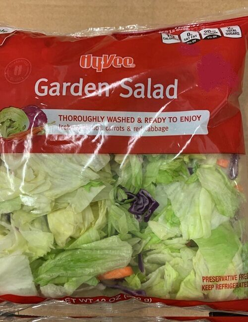 Parasite-contaminated bagged salad sickens more than 100 in Midwest – Fox News