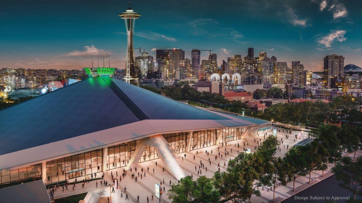Amazon backing Seattle arena climate initiative – ESPN