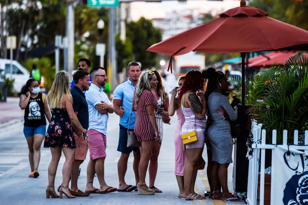 Bar owners reckon with costly stop and starts as states close them down again – CNBC