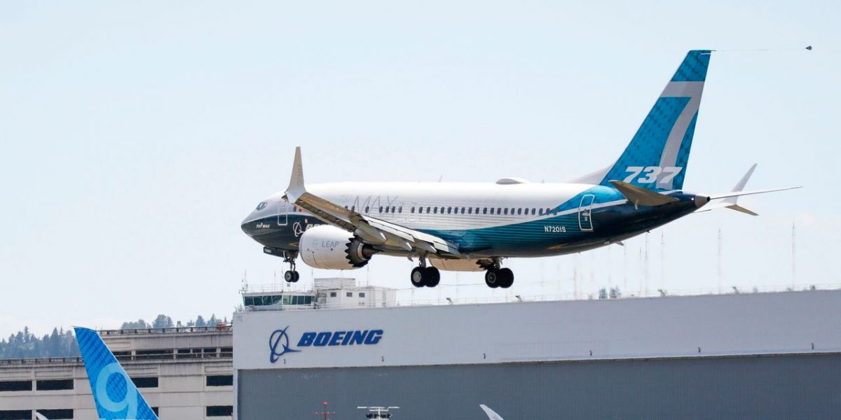 Next Boeing 737 MAX Government Test Flight Scheduled for Coming Days – The Wall Street Journal