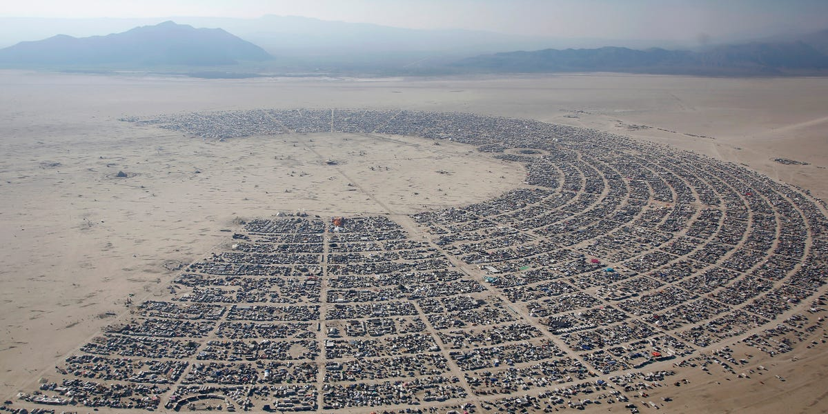 Burning Man, Bird, a16z, Yeezy among recipients of PPP loans – Business Insider – Business Insider