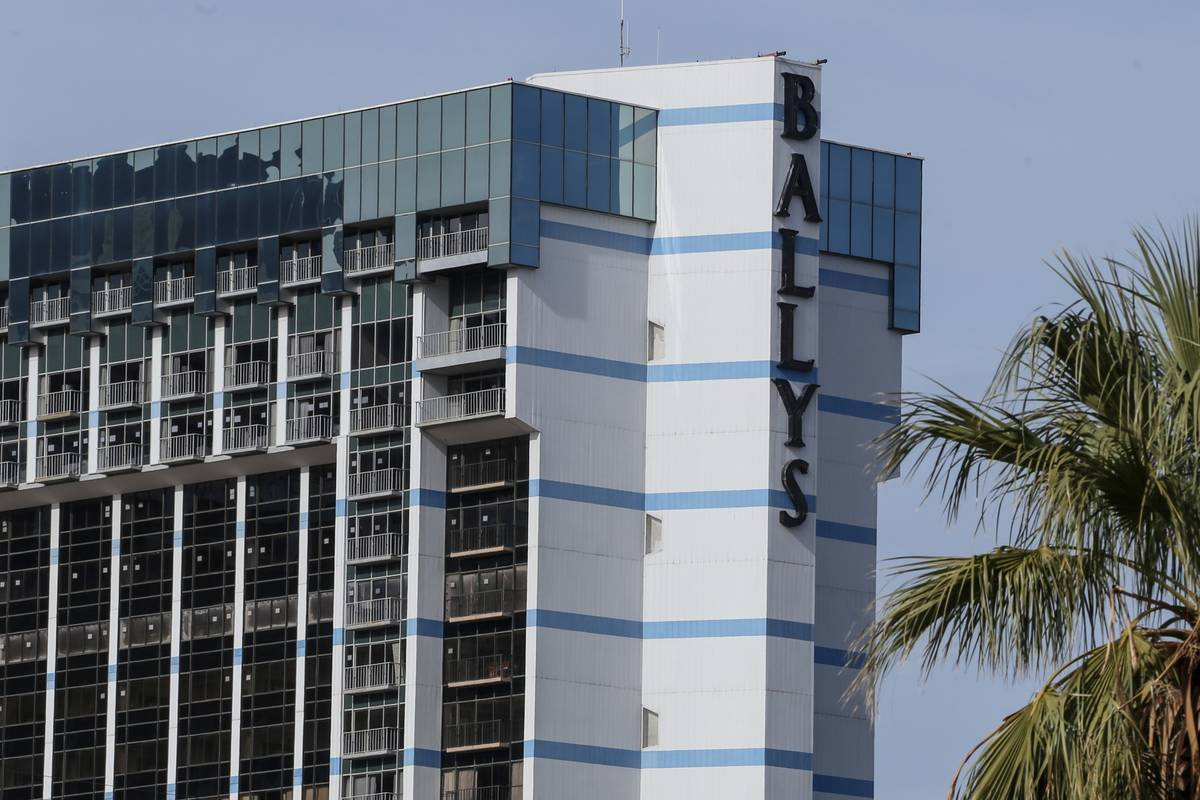 Caesars Entertainment to reopen Bally's on Las Vegas Strip – Las Vegas Review-Journal