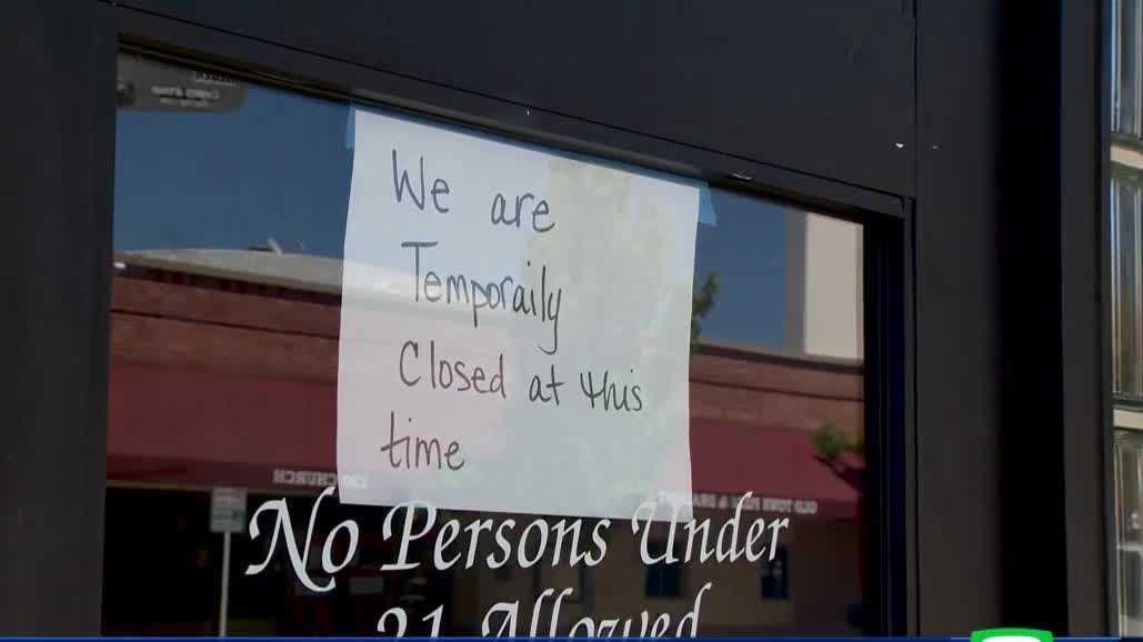 Dozens of businesses close in Placer County over COVID-19 concerns – KCRA Sacramento