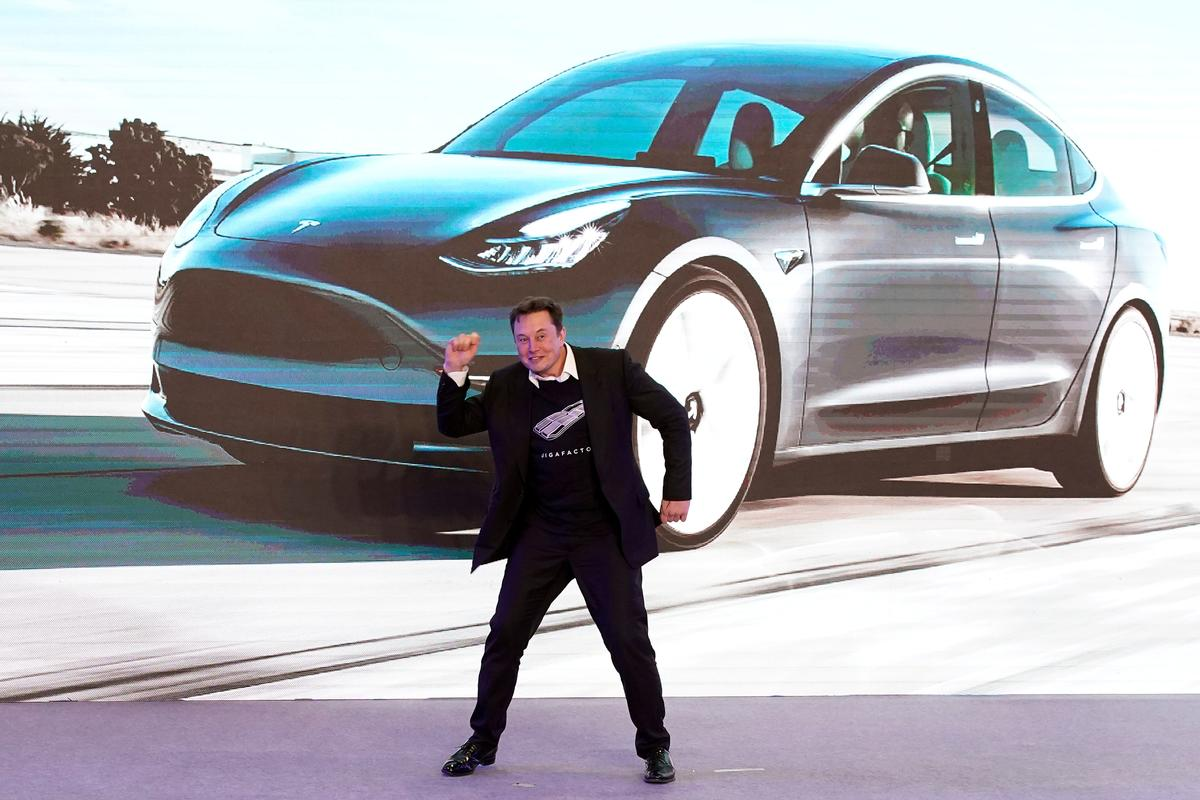 How Tesla defined a new era for the global auto industry – Reuters