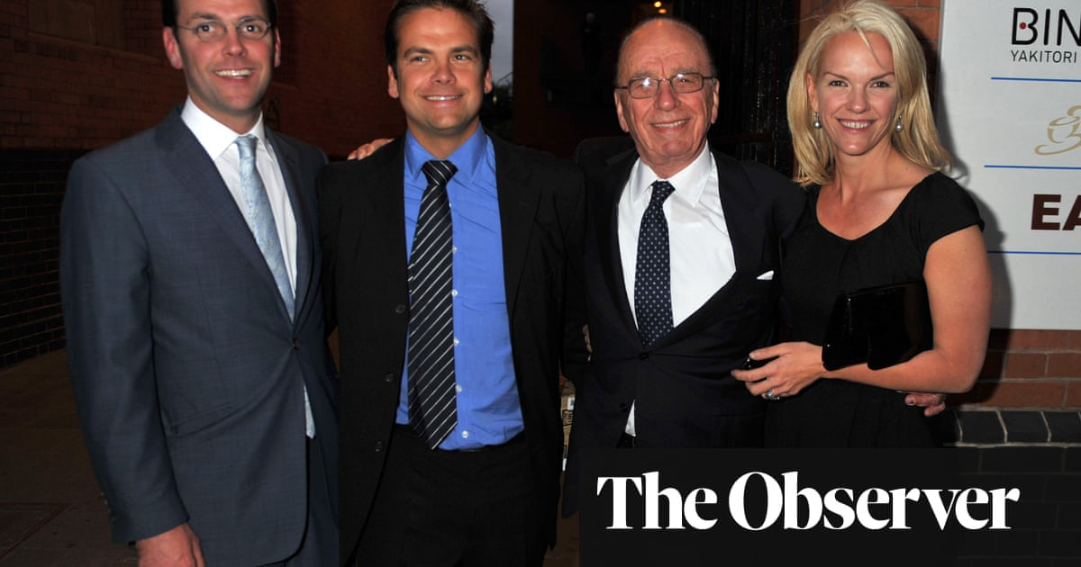 How departure of James laid bare the Murdoch family rifts – The Guardian