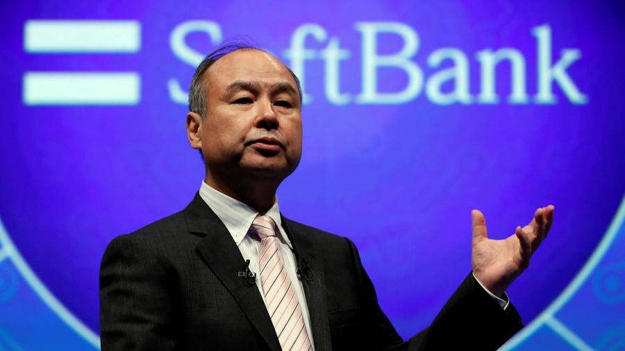 SoftBank falls 8% as Nasdaq 'whale' strategy unnerves traders – Financial Times